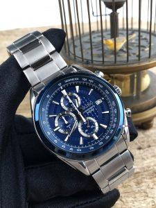 Seiko chronograph 100m tachymeter SSB177P1